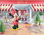 Fotomural Minnie Mouse