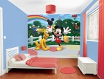 Fotomural Mickey Mouse