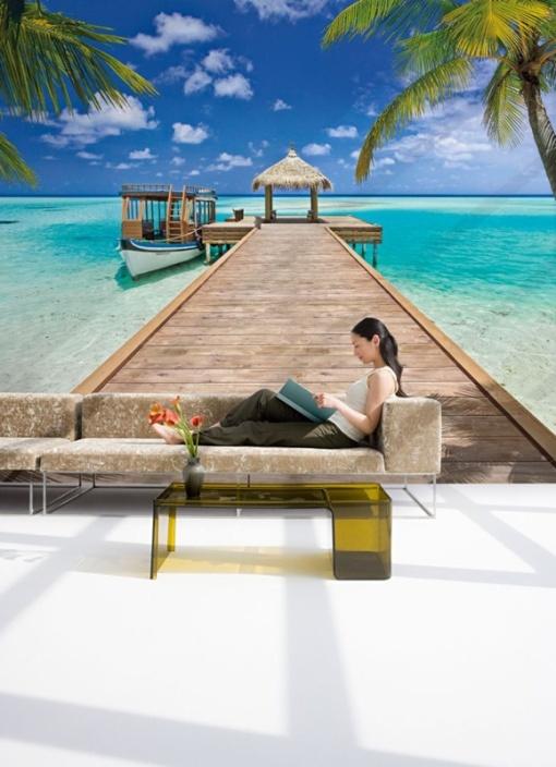 Fotomural 8-921 Beach Resort