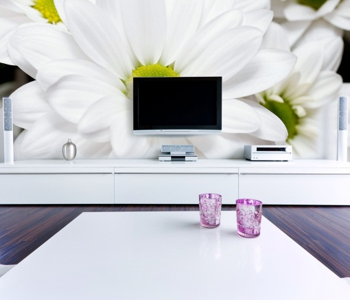 fotomurales decorativos florales